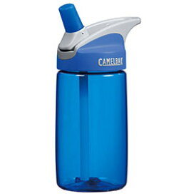 CAMELBAK(キャメルバック) CM.エディキッズボトル0.4L/BL 1821650ブルー マグボトル 水筒 水筒 樹脂製ボトル アウトドアギア