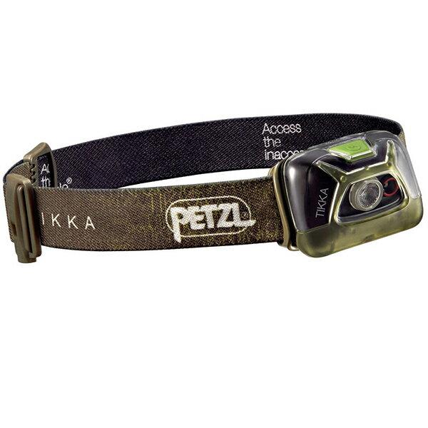 PETZL(ペツル) ティカ/Green E93AABグリーン ヘッドライト ランタン LEDタイプ アウトドアギア