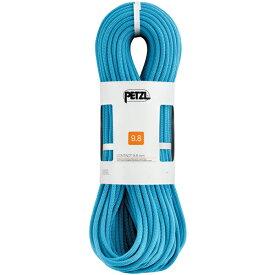 PETZL(ペツル) コンタクト 9.8mm/Turquoise/60 R33AT060ブルー トレッキング 登山 アウトドア ロープ シングルロープ アウトドアギア