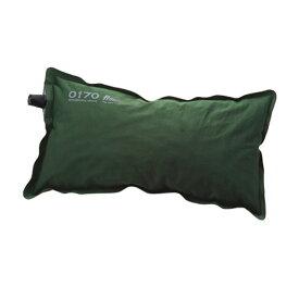 PuroMonte(プロモンテ) ZZマクラ/グリーン GMT14アウトドアギア ピロー アウトドア用寝具 グリーン おうちキャンプ ベランピング