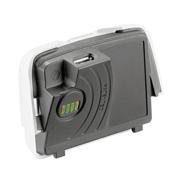 PETZL(ペツル) リアクティック用 充電バッテリー E922002ヘッドライト ランタン ライト用スペア、オプション ライト用スペア、オプション アウトドアギア