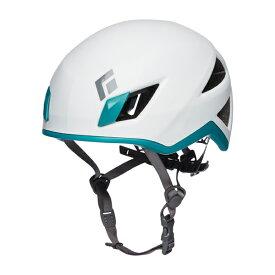 Black Diamond(ブラックダイヤモンド) ベクターウィメンズ/ブリザード/ティール BD12040アウトドアギア 登山 トレッキング ヘルメット ホワイト 女性用 おうちキャンプ ベランピング