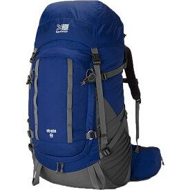 karrimor(カリマー) ストラータ 50 タイプ1/アビスブルー 500751-4620アウトドアギア トレッキング50 トレッキングパック バッグ バックパック リュック ブルー おうちキャンプ ベランピング