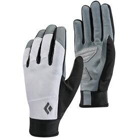 Black Diamond(ブラックダイヤモンド) トレッカー/ホワイト/M BD78510ホワイト 手袋 メンズウェア ウェア ウェアアクセサリー グローブ アウトドアウェア