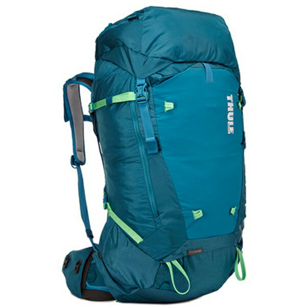 THULE(スーリー) Thule Versant 50L Womens Backpacking Pack Fjord/ブルー 211302女性用 ブルー リュック バックパック バッグ トレッキングパック トレッキング50 アウトドアギア