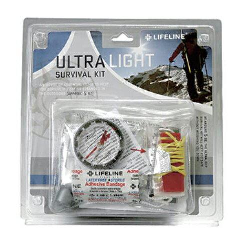 LIFELINE(ライフライン) ウルトラライトサバイバルキット LF-0071アウトドア アウトドア スポーツ サバイバル用品 サバイバル用品 アウトドアギア