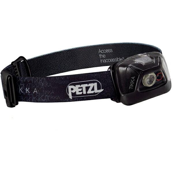PETZL(ペツル) ティカ/Black E93AAAブラック ヘッドライト ランタン LEDタイプ アウトドアギア