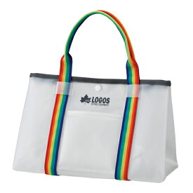 OUTDOOR LOGOS(ロゴス) アクアストレージ・ミディアムトート(ハーフトランス) 88230193トートバッグ バッグ アウトドア アウトドアギア