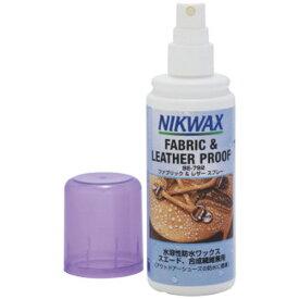 NIKWAX(ニクワックス) ファブリック&レザー スプレー EBE792アウトドアギア 撥水剤 スポーツ アウトドア おうちキャンプ ベランピング