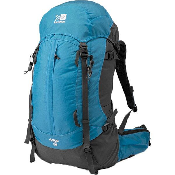 karrimor(カリマー) リッジ 30 タイプ3/K.ブルー 579男性用 ブルー リュック バックパック バッグ トレッキングパック トレッキング30 アウトドアギア