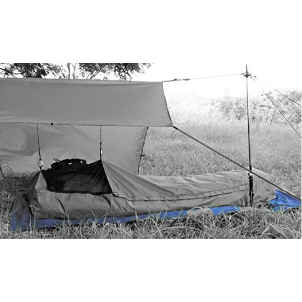 ISUKA(イスカ) オープンエア マルチシート/グレー 209722グレー テントマット グランドシート テントアクセサリー グランドシート・テントマット アウトドアギア