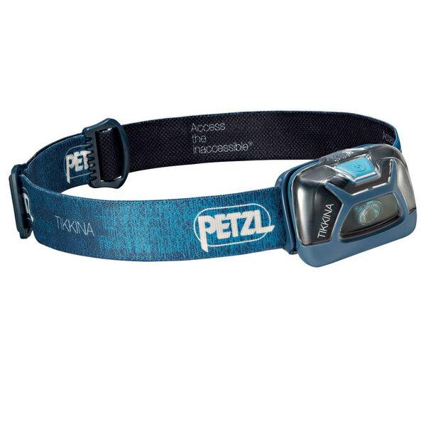 PETZL(ペツル) ティキナ/Blue E91ABCブルー ヘッドライト ランタン LEDタイプ アウトドアギア