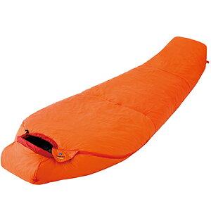 finetrack(ファイントラック) ポリゴンネストオレンジショート/OG FAG0552アウトドアギア マミーウインター マミー型 アウトドア用寝具 寝袋 シュラフ ウインタータイプ(冬用) オレンジ おうちキ