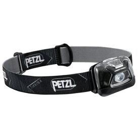 PETZL(ペツル) ティキナ ブラック E091DA00アウトドアギア LEDタイプ ランタン ヘッドライト ブラック おうちキャンプ ベランピング