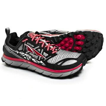 ALTRA(アルトラ) LONEPEAK3.0M(ローンピーク3.0)/ブラック/レッド/US9.5 A1653-1-095ブーツ 靴 トレッキング アウトドアスポーツシューズ トレイルランシューズ アウトドアギア