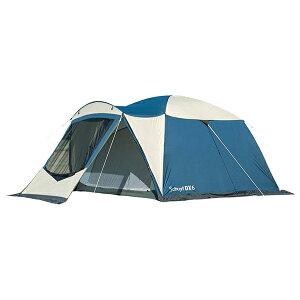 ogawa campal(小川キャンパル) スクートDX6/6人用 2732アウトドアギア キャンプ6 キャンプ用テント タープ おうちキャンプ ベランピング