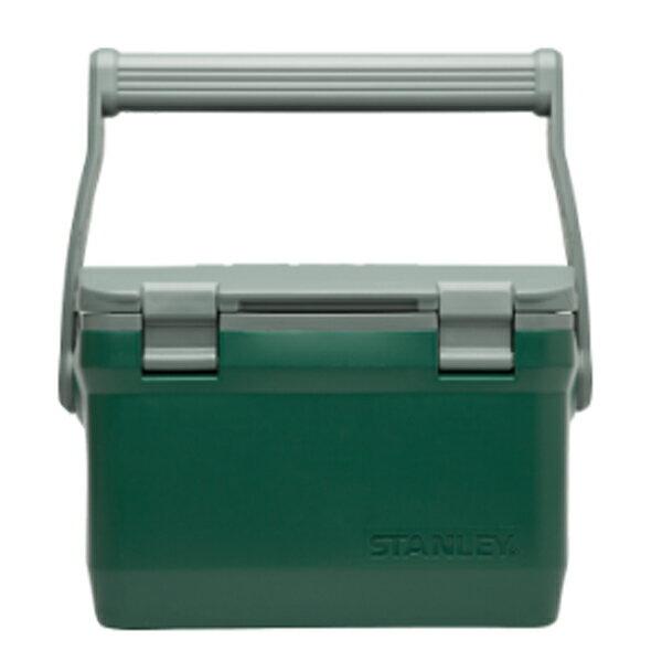 STANLEY(スタンレー) クーラーボックス 6.6L/グリーン 01622-005グリーン クーラーボックス アウトドア アウトドア ハードクーラー 5リットル アウトドアギア