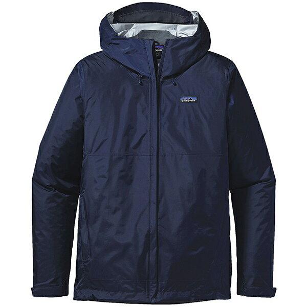 patagonia(パタゴニア) Ms Torrentshell Jkt/NVNV/S 83802ネイビー レインジャケット レインウェア ウェア レインウェア(ジャケット) レインウェア男性用(男女兼用) アウトドアウェア