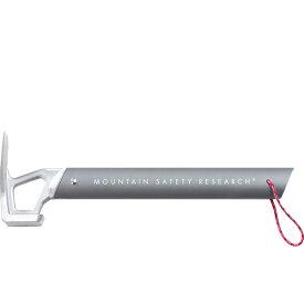 MSR(エムエスアール) ステイクハンマー 37777アウトドアギア ハンマー、ショベル ハンマー・ペグ・ロープ等 タープ テントアクセサリー ハンマー グレー