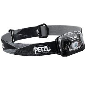 PETZL(ペツル) ティカ ブラック E093FA00アウトドアギア LEDタイプ ランタン ヘッドライト ブラック
