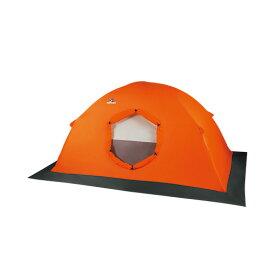 finetrack(ファイントラック) カミナドーム2スノーフライ/OG FAG0322アウトドアギア テントオプション タープ テントアクセサリー フライシート ウインタータイプ(冬用) 二人用(2人用) オレンジ おうちキャンプ ベランピング