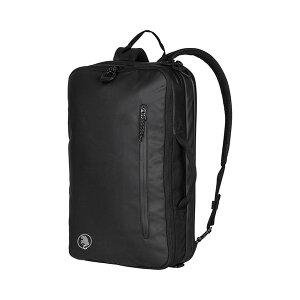 Mammut(マムート) Seon 3-Way 18/black 2510-04060アウトドアギア クライミングバッグ バッグ バックパック リュック ブラック おうちキャンプ