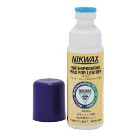 NIKWAX(ニクワックス) ウォ-タ-プル-フWAXリキッド 革用 EBE751Aアウトドアギア 撥水剤 スポーツ アウトドア おうちキャンプ ベランピング