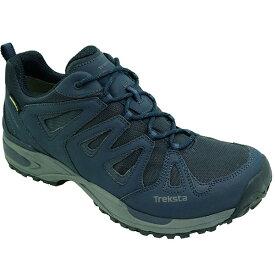 TrekSta(トレクスタ) ネバドLOWレースGTX/ブルー/27.0 EBK163アウトドアギア トレッキング用 トレッキングシューズ トレッキング 靴 ブーツ ブルー おうちキャンプ