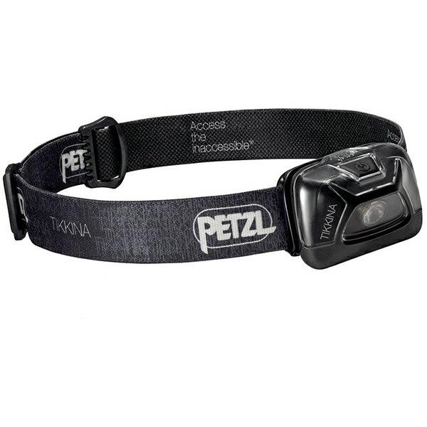 PETZL(ペツル) ティキナ/Black E91ABAブラック ヘッドライト ランタン LEDタイプ アウトドアギア