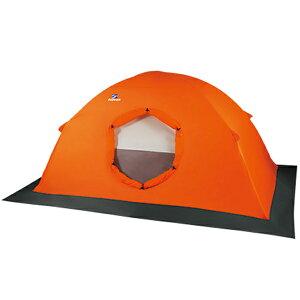 finetrack(ファイントラック) カミナドーム4スノーフライ/OG FAG0327アウトドアギア テントオプション タープ テントアクセサリー フライシート ウインタータイプ(冬用) 四人用(4人用) オレンジ