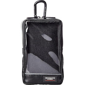 belmont(ベルモント) ワーカーズレーベル スマート小物ケース UF-1ブラック アクセサリーポーチ バッグ アウトドア ポーチ、小物バッグ ポーチ、小物バッグ アウトドアギア