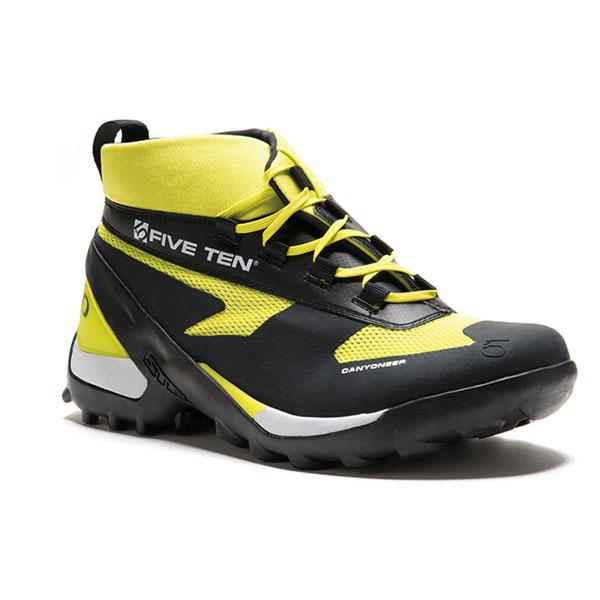 FIVETEN(ファイブテン) キャニオニア3 (Yellow)/8 1400471ブーツ 靴 トレッキング アウトドアスポーツシューズ ウォーターシューズ アウトドアギア