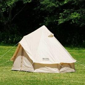NEUTRALOUTDOOR(ニュートラルアウトドア) NT-TE01 GE テント2.5m 23456アウトドアギア キャンプ2 キャンプ用テント タープ おうちキャンプ