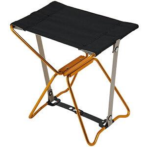 Adirondack(アディロンダック) AD マイクロチェア ゴールドフレーム/ ブラック 89001058アウトドアギア コンパクトチェア チェア テーブル レジャーシート イス ブラック おうちキャンプ ベランピ