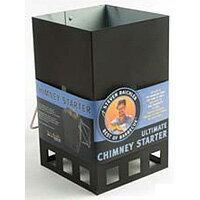 E&E ラージチャコールスターター SR8041バーベキューコンロ バーべキュー用品 調理器具 火おこし用品 アウトドアギア