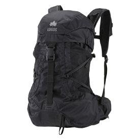 OUTDOOR LOGOS(ロゴス) サーマウント30(ブラック) 88250104ブラック リュック バックパック バッグ トレッキングパック トレッキング30 アウトドアギア