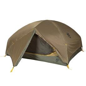 NEMO(ニーモ・イクイップメント) ギャラクシーストーム 3P キャニオン NM-GXST-3P-CYブラウン 三人用(3人用) テント タープ キャンプ用テント キャンプ3 アウトドアギア