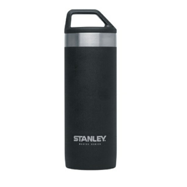STANLEY(スタンレー) マスター真空マグ0.53L/マットブラック 02661-005ブラック カップ キャンプ用食器 アウトドア マグカップ・タンブラー マグカップ アウトドアギア