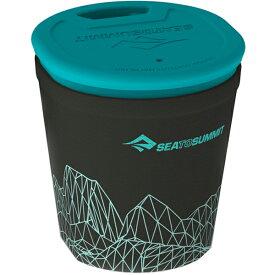 SEA TO SUMMIT(シートゥーサミット) デルタライトインサルマグ/パシフィックブルー ST84061001アウトドアギア マグカップ・タンブラー アウトドア キャンプ用食器 カップ ブルー おうちキャンプ ベランピング