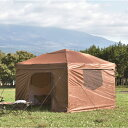 UNIFLAME(ユニフレーム) REVOベースサイドウォール300 681794テントアクセサリー タープ テント テントオプション サ…