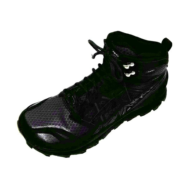 ALTRA(アルトラ) LonePeak3.0 Neoshell Mid Men/Black/US9.5 A1653MID-5ブラック ブーツ 靴 トレッキング トレッキングシューズ ハイキング用 アウトドアギア