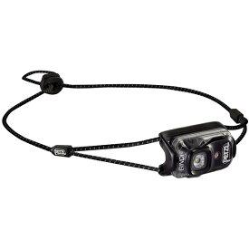 PETZL(ペツル) ビンディ/Black E102AA00アウトドアギア LEDタイプ ランタン ヘッドライト ブラック おうちキャンプ ベランピング