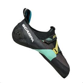 SCARPA(スカルパ) アルピア WMN/アクア/#38.5 SC20226001385アウトドアギア クライミングシューズ アウトドアスポーツシューズ トレッキング 靴 ブーツ グリーン 女性用 おうちキャンプ ベランピング