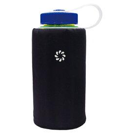 NALGENE(ナルゲン) トレックボトルホルダーBK(ナルゲン広口0.5L用) 92280アウトドアギア バー 酒 酒用品 ボトルホルダー ブラック おうちキャンプ