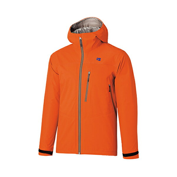 finetrack(ファイントラック) エバーブレスフォトンジャケット Ms SO L FAM0321男性用 オレンジ レインジャケット レインウェア ウェア レインウェア(ジャケット) レインウェア男性用(男女兼用) アウトドアウェア