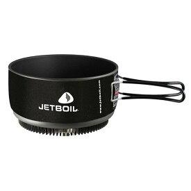 JETBOIL(ジェットボイル) JB.1.5Lクッキングポット/CARB 1824309アウトドアギア ポット、ケトル アウトドア バーべキュー クッキング クッキング用品 ブラック おうちキャンプ ベランピング