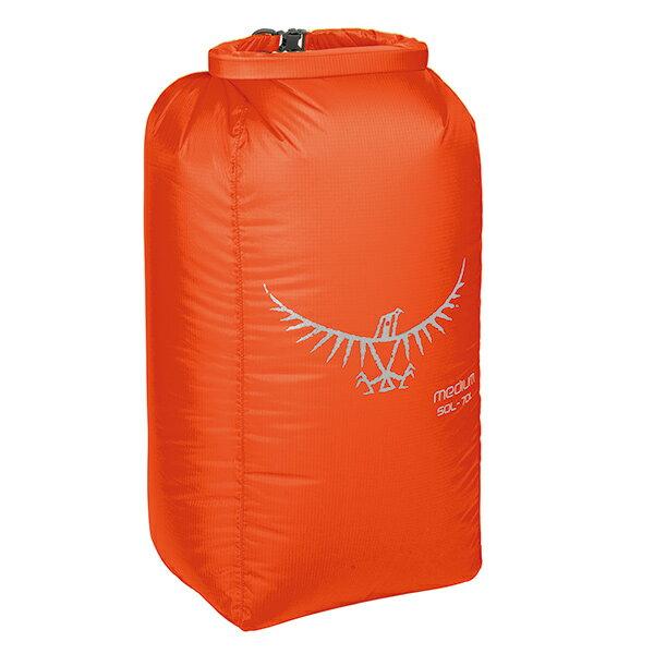 OSPREY(オスプレー) ULパックライナー M/ポピーオレンジ OS58702オレンジ アクセサリーポーチ バッグ アウトドア スタッフバッグ スタッフバッグ アウトドアギア