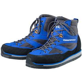Caravan(キャラバン) KR_3XF/660ブルー/25.0cm 0035019アウトドアギア 渓流・沢登り用 トレッキングシューズ トレッキング 靴 ブーツ ブルー おうちキャンプ