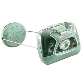 納期:2020年12月上旬PETZL(ペツル) ジプカ グリーン E093GA01アウトドアギア LEDタイプ ランタン ヘッドライト グリーン おうちキャンプ ベランピング