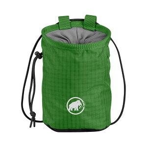 Mammut(マムート) Basic Chalk Bag/4368sherwood 2290-00372アウトドアギア チョークバッグ・ロープバッグ アウトドア グリーン おうちキャンプ